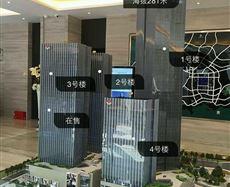 崂山香港东路与海尔路交叉路口
