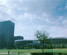 东湖高新国家地球空间信息产业基地