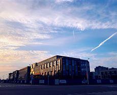 西青赛达大道与柳口路交汇处(张家窝示范工业园靠近柳口路一侧)