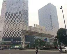 一品天下大街与长庆东一路交汇处