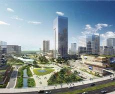 广州市番禺区新造地铁口