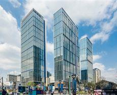 IFS国际金融中心外立面