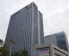 地址在广州南沙滨海路与进港大道交叉口100米处