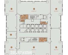 皇庭国际中心户型图