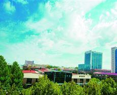 四方科技大学旁舞阳路与郑州路之间