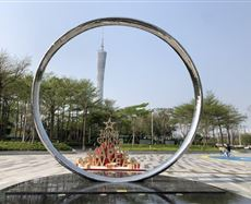 珠江新城猎德桥以西