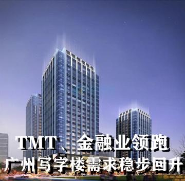 TMT、金融业领跑