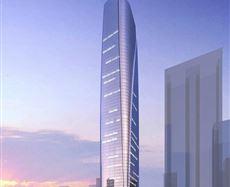 天河区 黄埔大道与科韵路交界国际金融城起步区