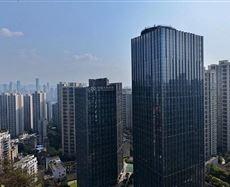 江北五里店灯饰广场往观音桥方向100米